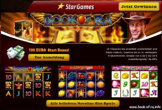 online casino mit echtgeld startguthaben star games book of ra