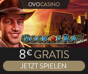 book of ra 100 euro geschenke